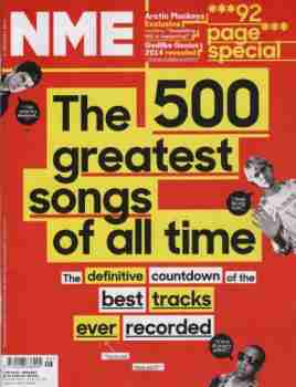 The 500 Greatest Songs Of All Time 1