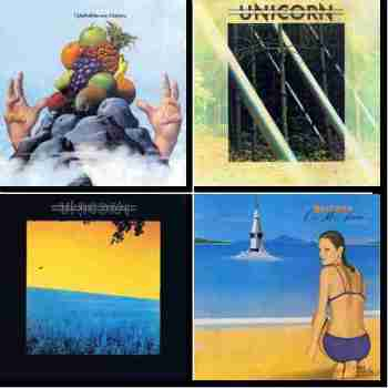 Unicorn - Collection, 4 Albums