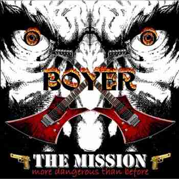 Boyer - The Mission More Dangerous Than Before (2015)6