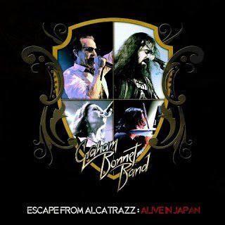 Graham Bonnet Band - Escape From Alcatrazz0