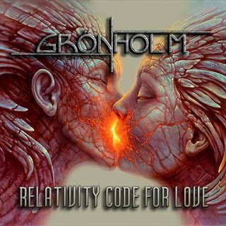 Gronholm - Relativity Code For Love 2015
