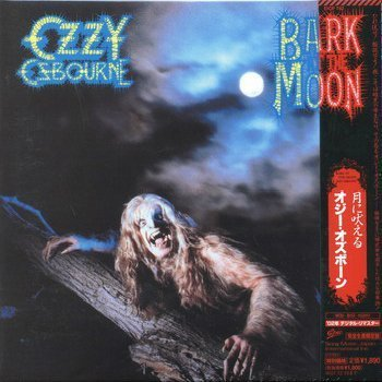 Ozzy Osbourne - Bark At The Moon (1983) (Remastered Japanese Edition)