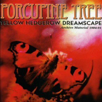 Porcupine Tree - Yellow Hedgerow Dreamscape (2LP) (Vinyl Versions) (1994)
