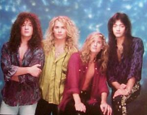 White Lion - Discography