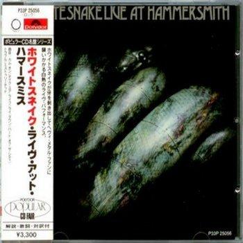 Whitesnake - Live At Hammersmith (1980)