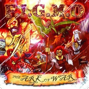 F.I.G.M.O - The Ark Of War