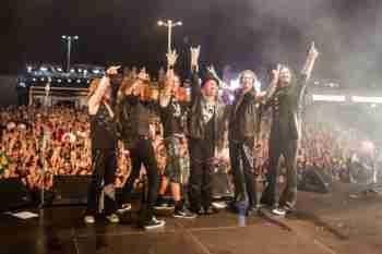 Helloween & Kai Hansen - Rock in Rio