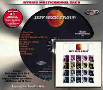 Jeff Beck Group - Jeff Beck Group (1972) - 2015, FLAC