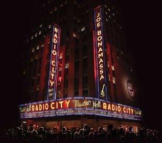 Joe Bonamassa - Live at Radio City Music Hall 2015