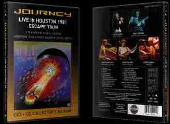 Journey - Live In Houston 1981