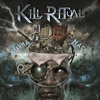 KILL RITUAL - Karma Machine (2015)