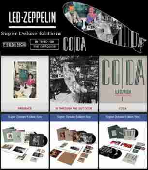 Led Zeppelin - Albums Collection