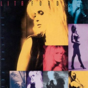 Lita Ford - The Best Of Lita Ford (1992)