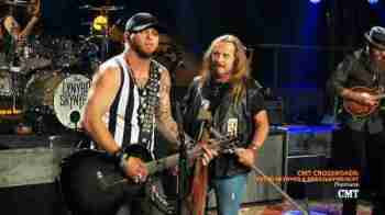 Lynyrd Skynyrd and Brantley Gilbert - CMT Crossroads