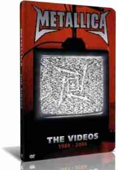 Metallica The Videos 1989-2004 [2006 г., Hard Rock, Heavy Metal, DVDRip]6