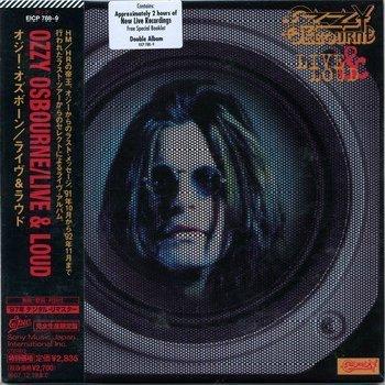 Ozzy Osbourne - Live & Loud (Remastered Japanese Edition) (1993)