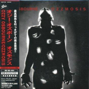 Ozzy Osbourne - Ozzmosis (1995) (Remastered Japanese Edition)