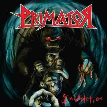 Primator - Involution (2015)