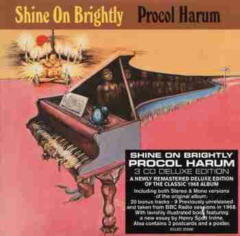 Procol Harum - Shine On Brightly (3CD) (1968)