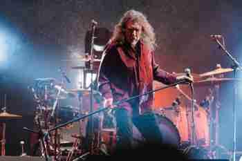 Robert Plant - Lollapalooza