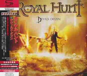 Royal Hunt - Devil's Dozen (Japanese Limited Edition) c