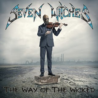 Seven Witches - The Way Of The Wicked 2015
