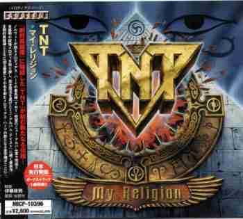 TNT - My Religion - (Japan MICP-10396)