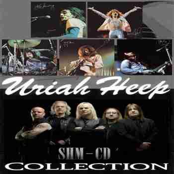Uriah Heep - Japan SHM-CD Collection