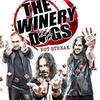 Winery Dogs - Hot Streak 2015