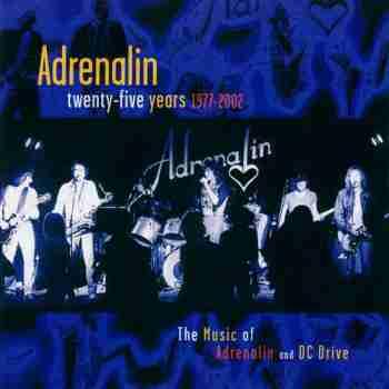 Adrenalin - 25 Years f3
