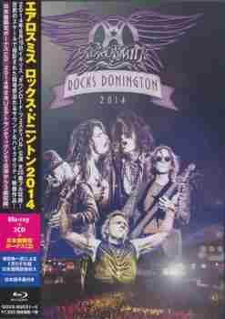 Aerosmith - Rocks Donington 2014 (3 CD Japanese edition)