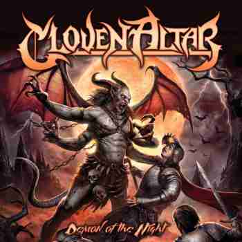 Cloven Altar - Demon Of The Night 2015