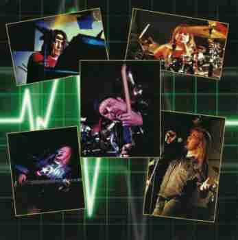 Escape (ex-Pulse, Bob Catley) - Discography