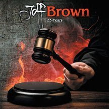 Jeff Brown - 23 Years 2015