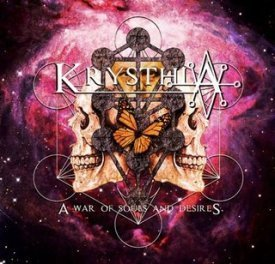 Krysthla - A War Of Souls And Desires (2015)