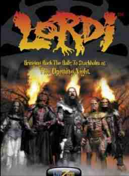 Lordi - Brining Back The Balls To Stockholm