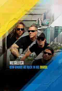 Metallica - Live at Rock in Rio