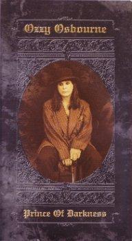 Ozzy Osbourne - Prince Of Darkness (4CD Box Set) (2005)