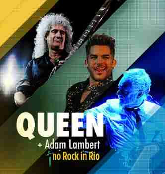 Queen & Adam Lambert - Live at Rock In Rio 2015 [2015, Rock, HDTV 1080i]