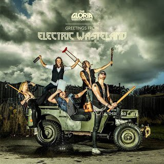 The Gloria Story - Greetings From A Electric Wasteland 2015