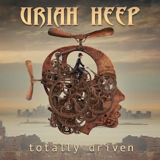 Uriah Heep - Totally Driven 2015