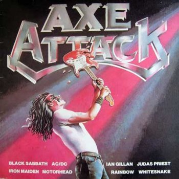 VA - Axe Attack (1980)