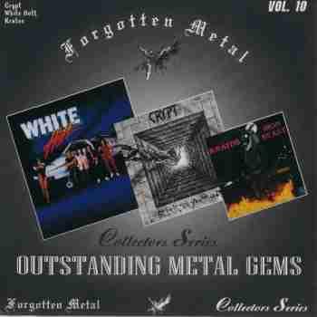 VA - Forgotten Metal Collector's Series - Outstanding Metal Gems Vol. 10 (1993)