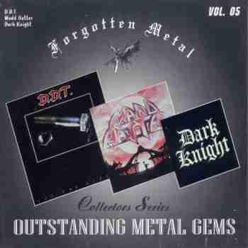 VA - Forgotten Metal Collector's Series - Outstanding Metal Gems Vol. 5 (1993)