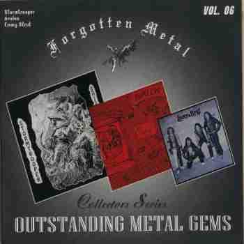 VA - Forgotten Metal Collector's Series - Outstanding Metal Gems Vol. 6 (1993)