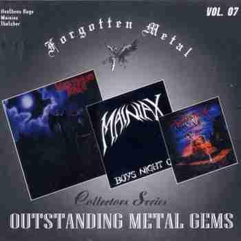 VA - Forgotten Metal Collector's Series - Outstanding Metal Gems Vol. 7 (1993)