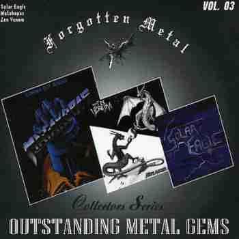VA - Forgotten Metal Collector's Series - Outstanding Metal Gems Vol.3 (1993)