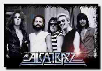 Alcatrazz - Discography