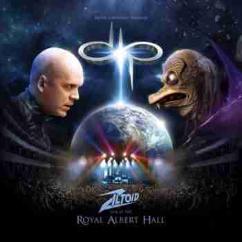 DEVIN TOWNSEND - Ziltoid Live At The Royal Albert Hall