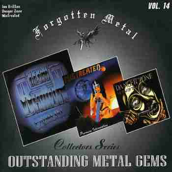 VA - Forgotten Metal Collector's Series - Outstanding Metal Gems Vol. 14 (1993)